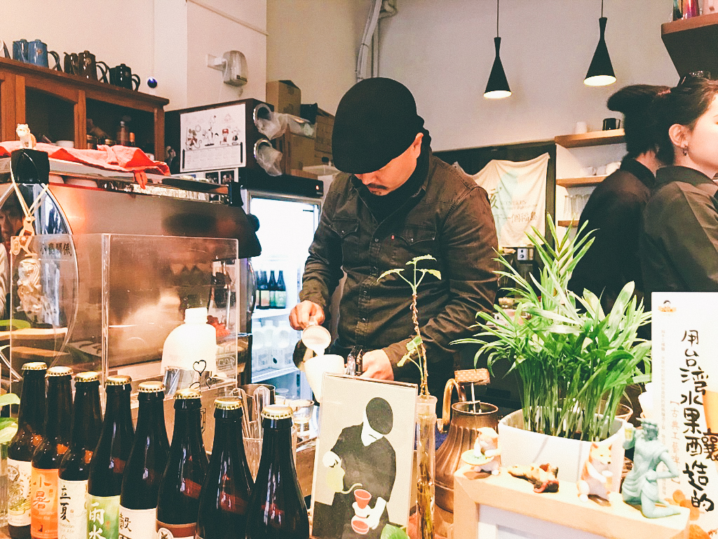 爐鍋咖啡_大稻埕店